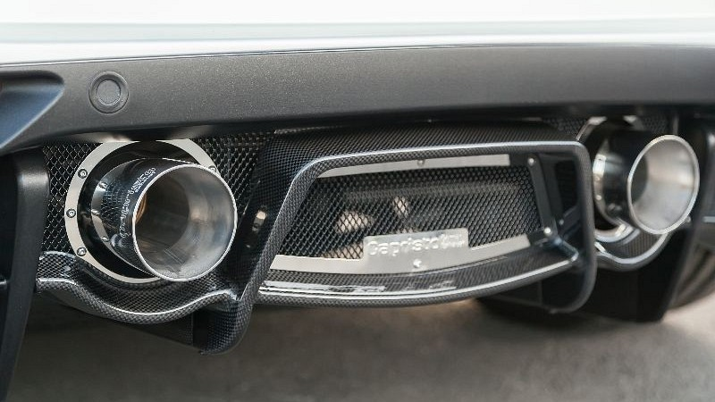 Capristo Sports Exhaust with mufflers Image 7
