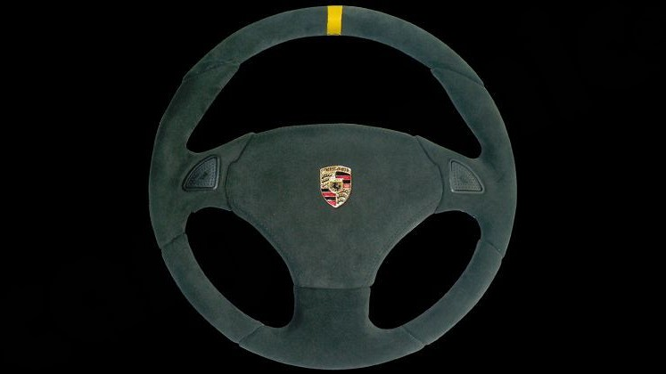 Airbag Sport Steering Wheel - RACE Image 3