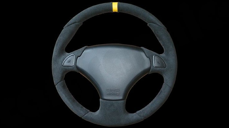 Airbag Sport Steering Wheel - RACE Image 1