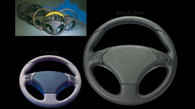 Sport Steering Wheel Image 1