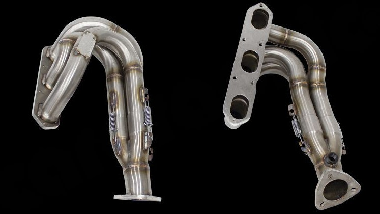 Longtube Manifolds without Catalytic Converters Image 3