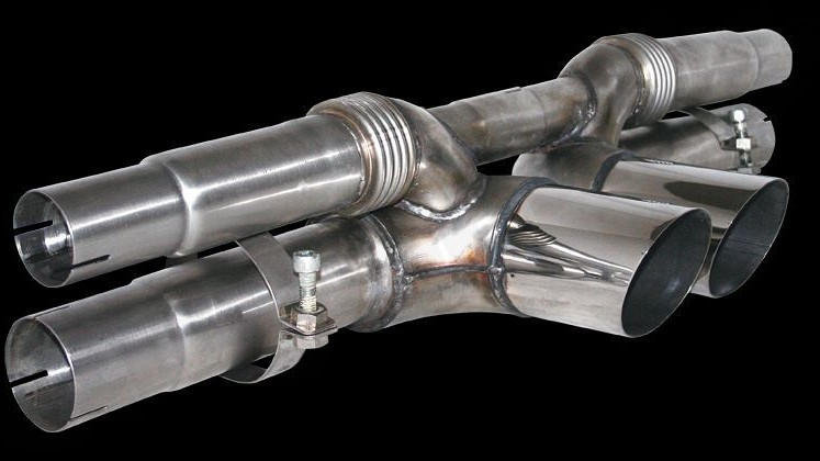 Lightweight Rear Silencer Replacement Image 2