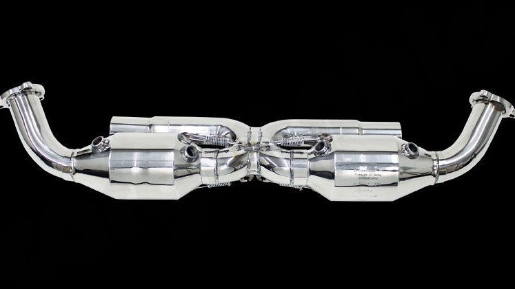 Full Exhaust System Image 3