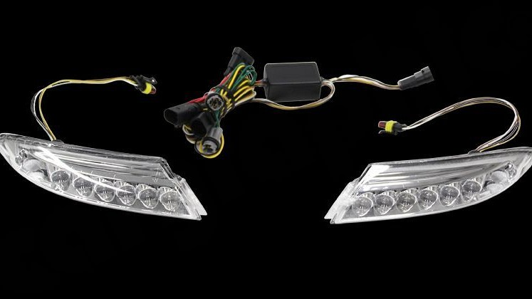 LED Daytime Running Light Kit Image 1