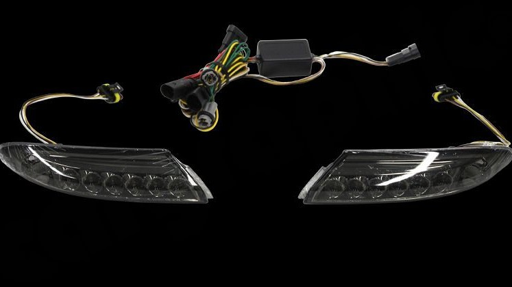 LED Daytime Running Light Kit Image 2
