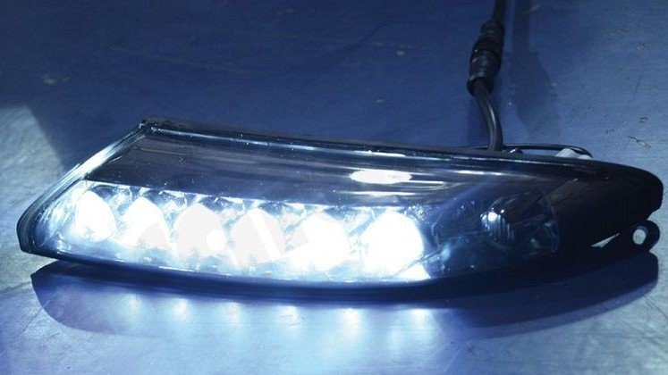 LED Daytime Running Light Kit Image 4