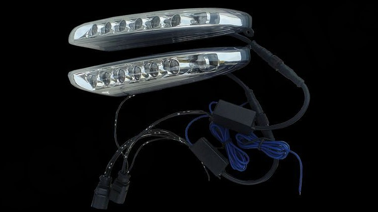 LED Daytime Running Light Kit Image 3