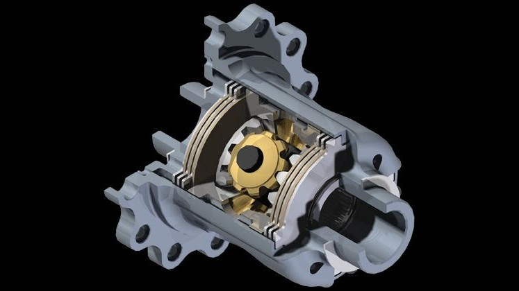 Limited Slip Differential Image 1