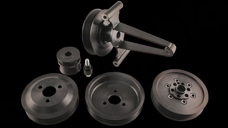 Underdrive Crank Pulley Kit Image 1