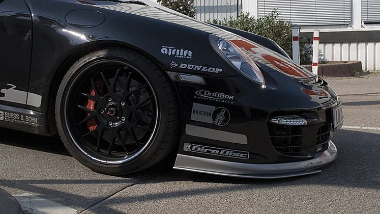 CARGRAPHIC AirLift Kit GT Image 5