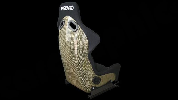RECARO Seat Lowering Kit Image 2