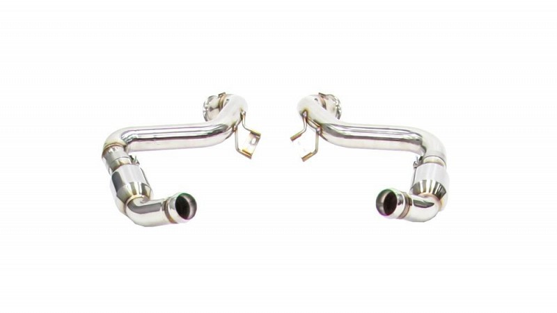 iPE Innotech Performance Exhaust (W205) Image 3