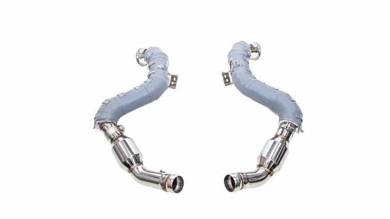 iPE Innotech Performance Exhaust (W205) Image 4