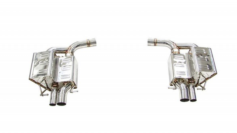 iPE Innotech Performance Exhaust (W205) Image 6