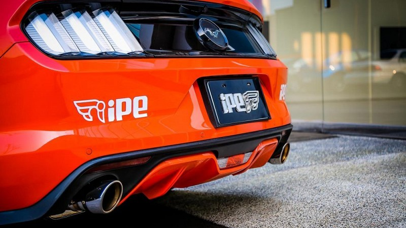 iPE Innotech Performance Exhaust Image 10