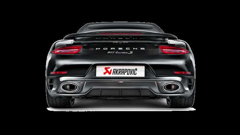 Akrapovic Slip-On Line Titanium Exhaust Image 7