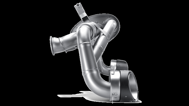 Akrapovic Slip-On Line Titanium Exhaust Image 4