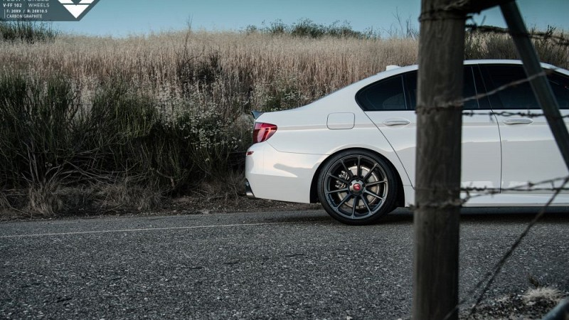 V-FF 102 Flow Forged Wheels Image 11