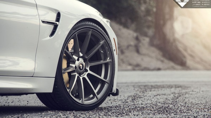 V-FF 102 Flow Forged Wheels Image 10