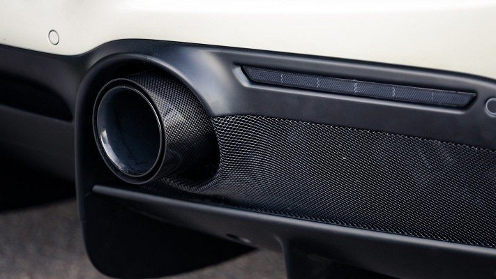 Carbon Stainless Steel Tailpipes Image 2