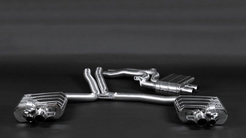 Capristo Sports Exhaust (B8) Image 3