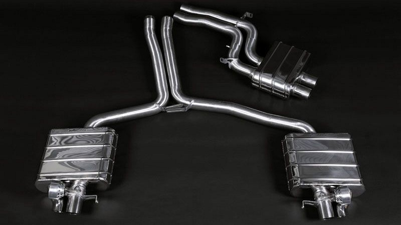 Capristo Sports Exhaust (B8) Image 2