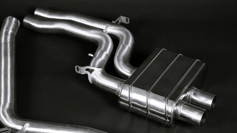 Capristo Sports Exhaust (B8) Image 5