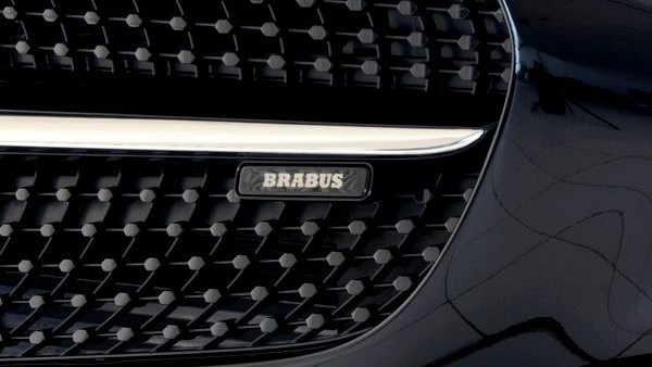 Brabus Logo (Front Grill) Image 1