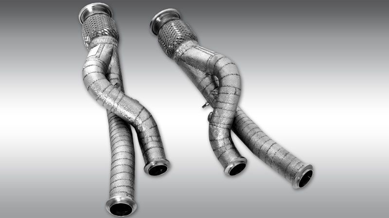 Cat Replacement Pipe (Set) Image 2