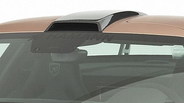 Roof Air Scoop (Coupe) Image 3
