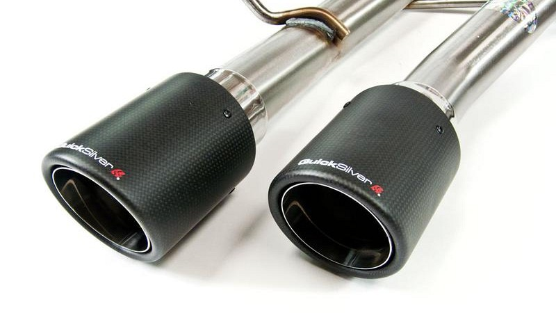 Quicksilver Active Sport Exhaust (2012-18) Image 2