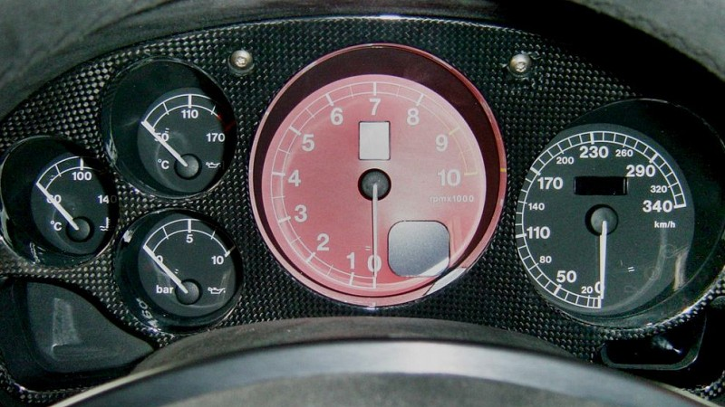 Dashboard Instruments Image 1