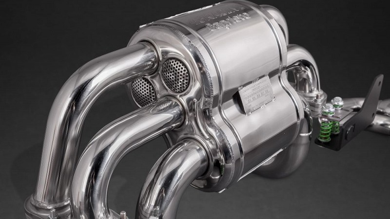 Capristo Racing Exhaust System without Valves Image 5