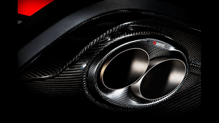 Akrapovic Evolution Line Titanium Exhaust (C7) Image 4