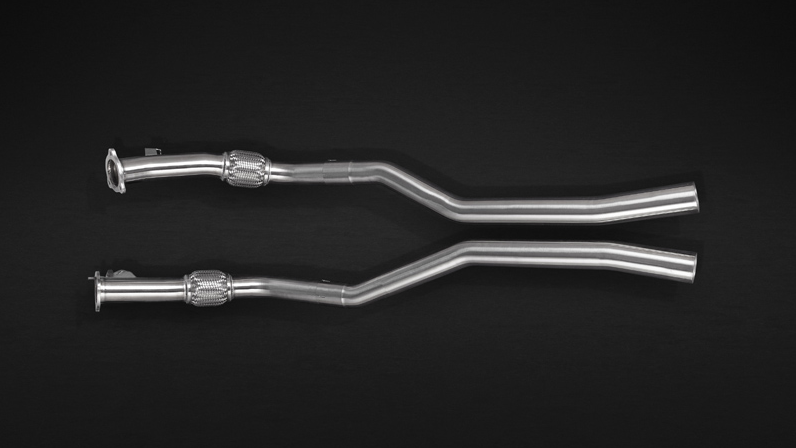 Capristo Sports Exhaust (8W/B9) Image 3
