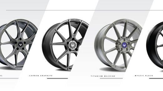 V-FF 102 Flow Forged Wheels Image 9