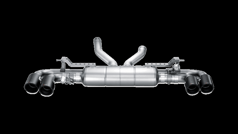 Akrapovic Slip-On Line Titanium Exhaust Image 3