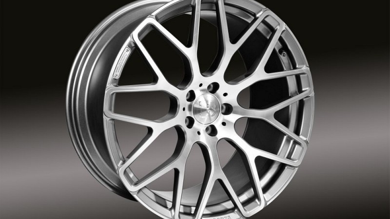 Monoblock Y Wheels (Anthracite Glossy) Image 2