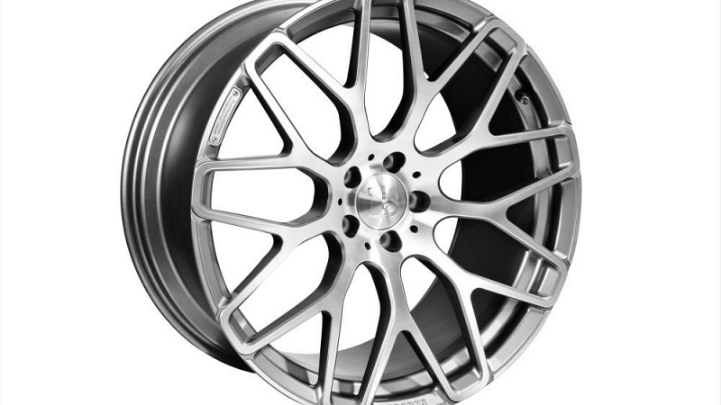 Monoblock Y Wheels (Anthracite Glossy) Image 1