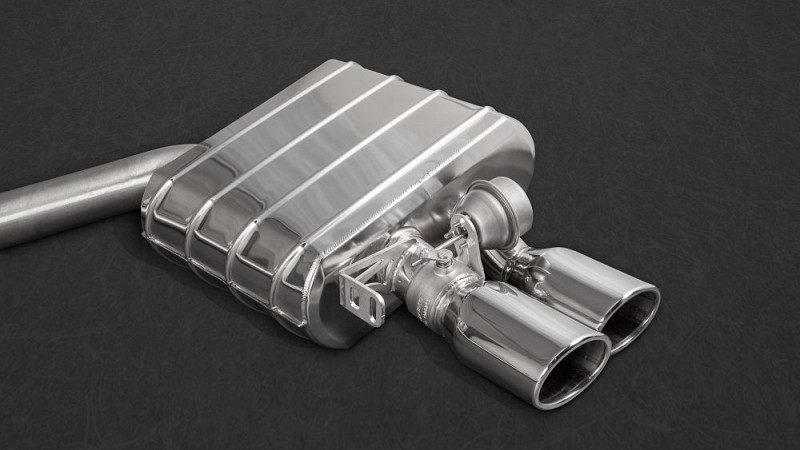 Capristo Sports Exhaust (V6) Image 3