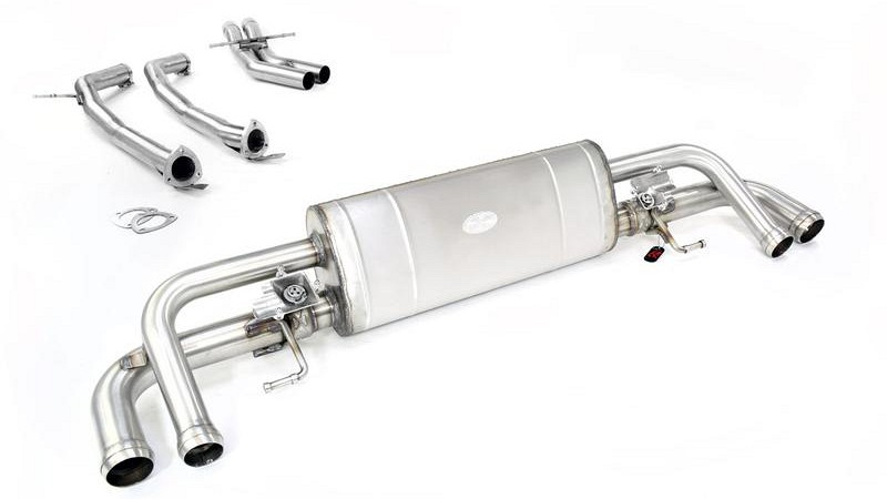 Quicksilver - Active Valve Sport Exhaust System (2018 on) Image 1