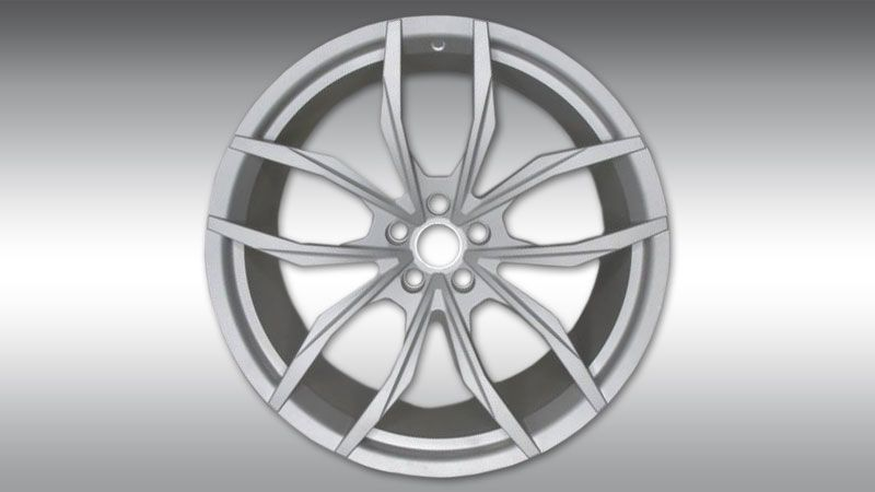 Type MC1 Forged Wheels (Silver) Image 2