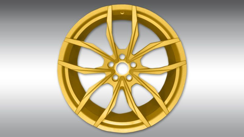 Type MC1 Forged Wheels (Custom Colours) Image 2