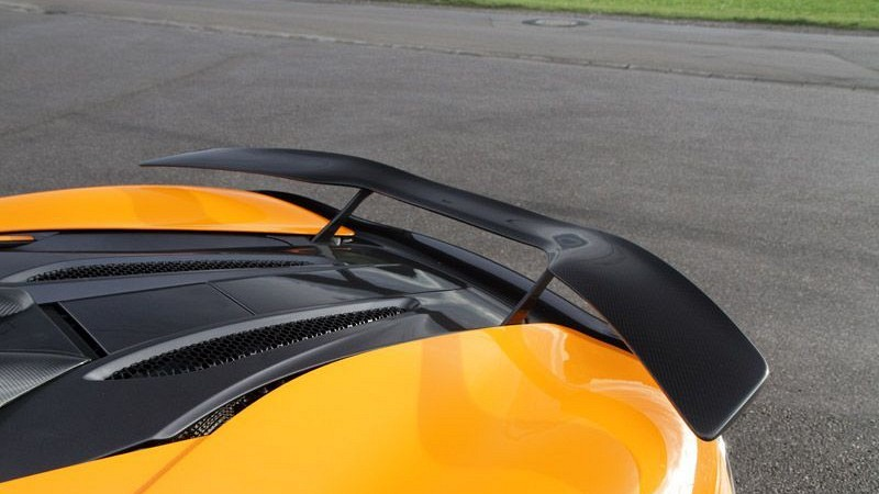 Rear Wing (Carbon) Image 6