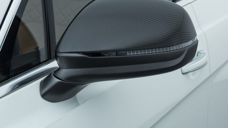 Startech Carbon mirror covers Image 1