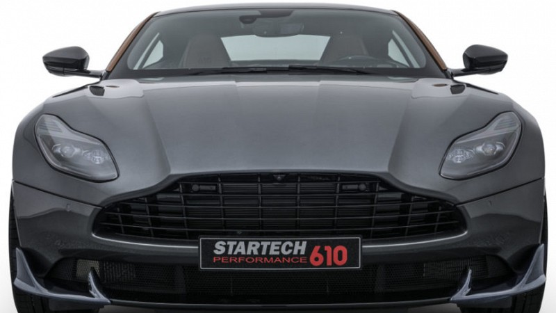Startech carbon front add-on elements Image 1