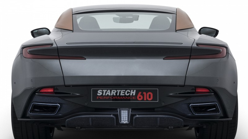 Startech Carbon rear diffuser Image 1