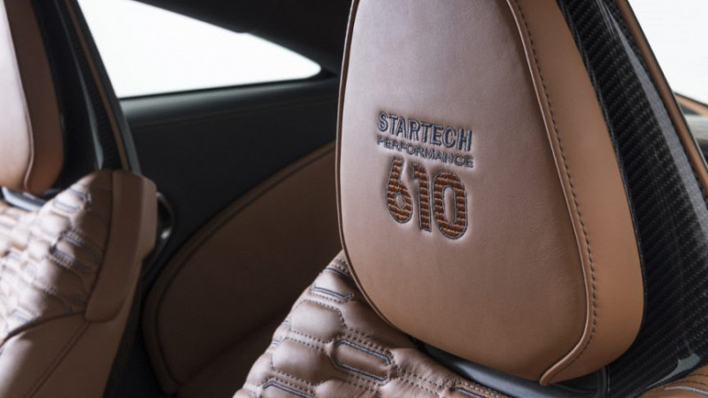 Startech Leather interior Image 2