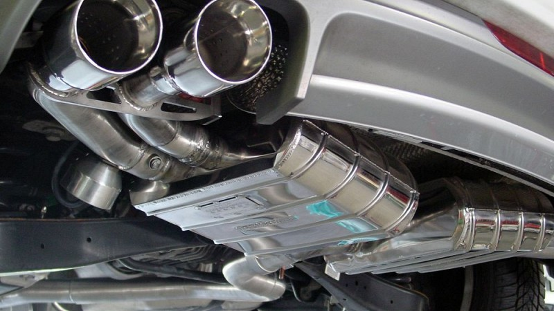 Capristo Sports Exhaust Image 2