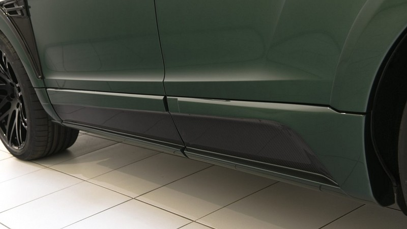 Startech carbon package side sills Image 2